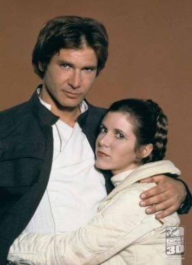Leia Organa, STAR WARS