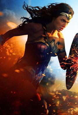 Wonder Women y la subversión de las mujeres en la cienciaficción