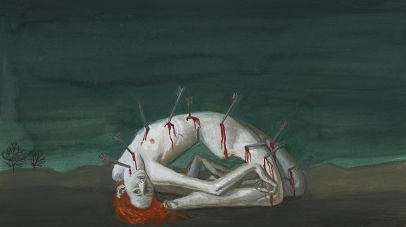 Aleksandra Waliszewska: La danza de loscondenados